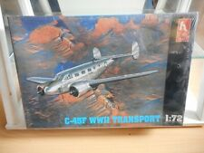 Model Kit Hobby Craft C-45F WWII Transport on 1:72 in Box (sealed)