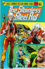 The stainless steel Consejo # 1 (of 6) (carlos ezquerra) (Eagle Comics estados unidos, 1985)