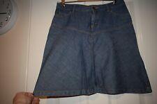 H&M Denim Skirt Size EUR 34 UK 8