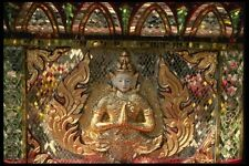 120005 déité dans trois Temple de Bouddha dans le centre de Hong Kong A4 papier photo