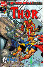 THOR :le retour des heros : N° 14   MARVEL FRANCE