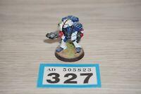 Rogue Trader Warhammer 40k Space Marine Medic Kyle LOT 327 - Metal