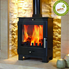 Defra Approved Stove Flavel Arundel WoodBurner 2 Year Warranty MultiFuel Stove