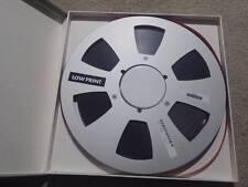 Ampex 478 de 10.5 Pulgadas, 1/4 Rollo A Rollo Cintas Audio Carrete de masterización