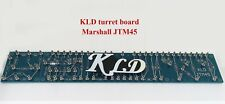 Turret FR4 board printed Marshall JTM45 layout DIY hand wired amp kits