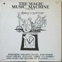 JERRY HUNTER The Magic Music Machine, Vol. 1 LP Obscure Country Moog