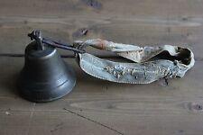 Antique Victorian Small Teachers Hand Bell