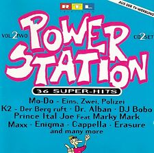 POWER STATION VOL. 2 / 2 CD-SET (INTERCORD INT 890.006)