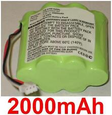 Battery 2000mAh type VTE03002152 For Vetronix Consult II