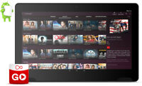 """Virgin 14"""" IPS Octa Core Telly Tablet Android 6.0 3GB Ram 32GB Storage 1920x1080"""