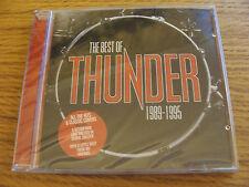 CD Album: Thunder : The Best Of : 1989 - 1995 : Sealed