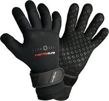 Men's Durable Ballistic Deep Sea Dive Thermocline Gloves w/ Reusable Mesh Bag