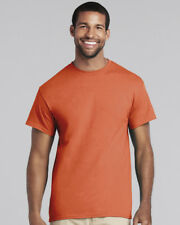 MENS DRYBLEND CREW NECK T-SHIRT - Gildan Poly/Cotton Plain T SHIRT: 8 COLOURS