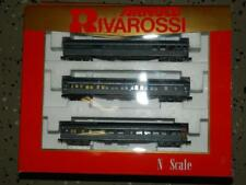 Arnold /Rivarossi #0550-N Union Pacific Passenger Car. Heavyweight 3 car set NIB