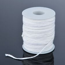 Spool of Cotton Square Braid Candle Wicks Wick Core Candle Making Supplies Us
