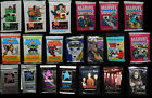 ORIGINAL Trading Cards PACKS 80s 90s 2000s 2010s UNOPENED You Pick You Choose