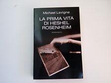 La prima vita di Heshel Rosenheim