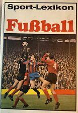Erstes Sportlexikon Fußball 1969   Rarität   Franz Schneider Verlag