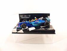 Minichamps • Sauber C 17 Petronas • J.Herbert  • en boîte / boxed