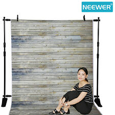 Neewer 5x7ft Polyester Wooden Photography Backdrop Background, Vintage Wood