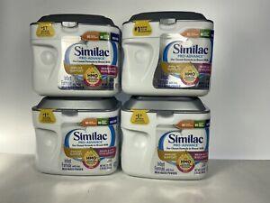 Similac Pro-Advance Infant Formula with Iron 4 pk (1.45 LB ea) Expires Jan 2022
