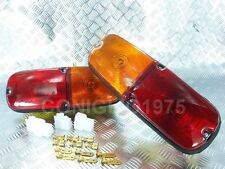 1pair  TAIL LIGHTS  FIT FOR MAZDA B1500 UTE PICKUP TRUCK PICK UP