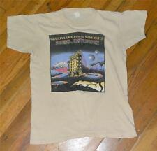 RaRe *1970s THE GRATEFUL DEAD* vtg rock concert tour shirt (M) 1974 Jerry Garcia