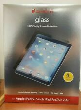 ZAGG Invisible Screen Glass for Apple iPad / 9.7 -inch iPad Pro / Air2 / Air