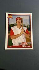ADAM DUNN 2006 TOPPS WAL-MART EXCLUSIVE BASEBALL CARD # WM28 A9247
