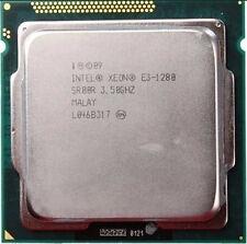 Intel Xeon E3-1280 Processor CPU 3.5GHz LGA 1155 SR00R 4-Core 8M Cache TPD 95W