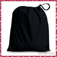 Dust Bag in Black - Protect your Bag, Shoes etc