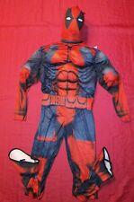 Rubies Marvel Sexy Buff Deadpool Adult Costume Standard Size ADULT NEW !!