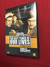 The Best Years of Our Lives (1946) William Wyler / Myrna Loy Dvd Ships Fast!