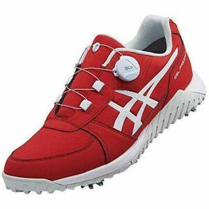 ASICS Golf Shoes GEL-PRESHOT BOA Soft Spike Wide 1113A003 US11.5(29cm)UK10.5