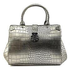 Versace Jeans Couture E1VMBBG6 Women Gray Tote