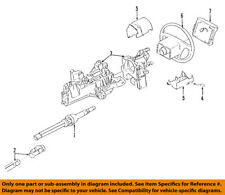FORD OEM Steering Column-Lower Shaft 8L3Z3B676B