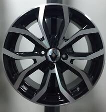 """4x Cerchi in lega Renault Clio Megane Modus Captur da 16"""" Offerta nuovi *S1*"""