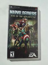Marvel Nemesis: Rise of the Imperfects (Sony PSP, 2005)