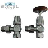 """Masefield-Beta 1.1//4/"""" ADJUSTABLE TRADITIONAL CHROME PLATED BOTTLE TRAP WALLPLATE"""
