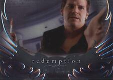 Angel Season 4 Redemptions Embossed Card R6 Angel