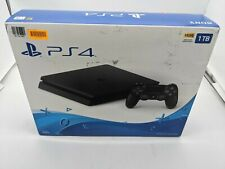 New listing Sony PlayStation 4 Slim 1Tb Console - Jet Black Cuh-2215B -J7638