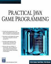 Practical Java Game Programming (Charles River Media Game Development)-ExLibrary
