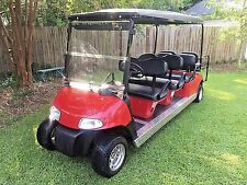 EZGO 8-passenger Golf Cart