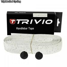 Trivio Cork bar tape white