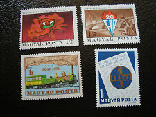 HONGRIE - timbre yvert et tellier n° 2168 a 2170 2176 n** (A5) stamp hungary