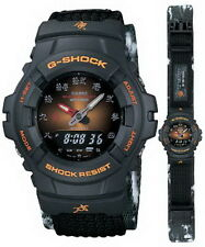 Casio G-Shock Chinese Characters 12 Beasts Men's Watch G-100BT-1E2  G100BT 1E2