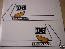 1979-1980 DG Honda CR 80/125/250 Tank Decal Set  AHRMA