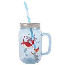 Knight Adventure Drinking Jar