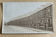 More details for llanarth street bryn-awel wales real photographic postcard