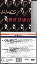 CD 16 TITRES JAMES BROWN THE MAGIC COLLECTION BEST OF 1990 TBE